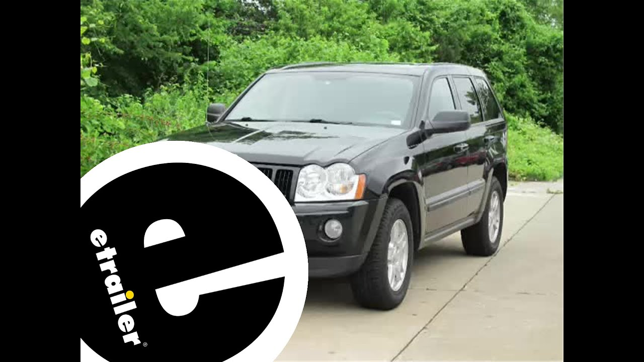 medium resolution of trailer wiring harness installation 2007 jeep grand cherokee etrailer com