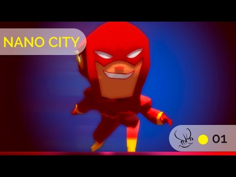 Nano City · Flash
