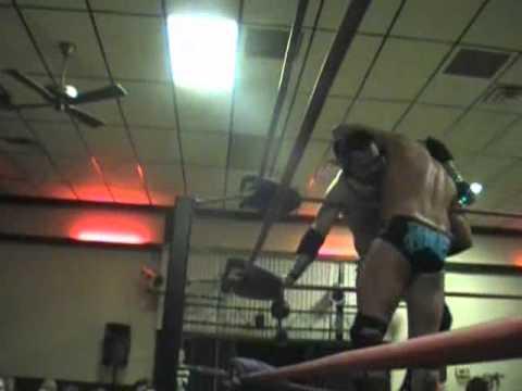 FULL NO-DQ MATCH: Chris Cooper vs. Jonny Puma (12/5/2009) - Empire State Wrestling (ESW)