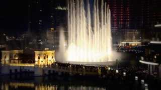 Dubai Fountain UAE National day 42