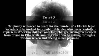 Marie Dean Arrington Top # 5 Facts