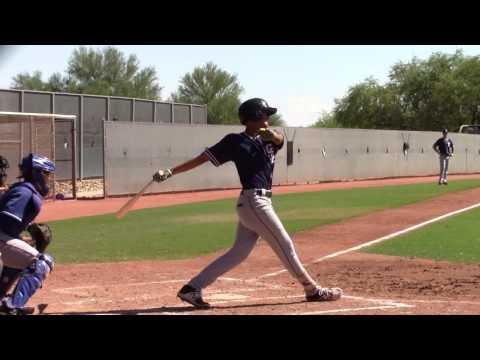 Justin Lopez, 3B, San Diego Padres