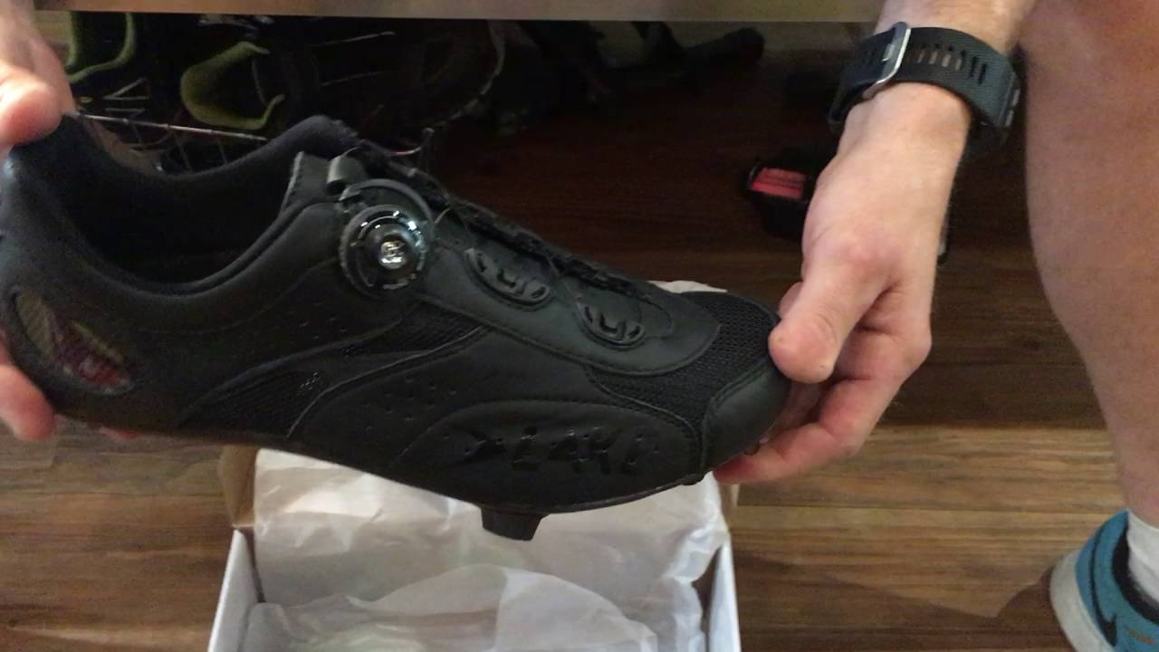 85348cbb9e12ff The Lake MX331 cyclocross cycling shoe unboxed and ready for mud ...