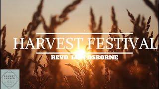 Harvest Festival | Revd. Iain Osborne
