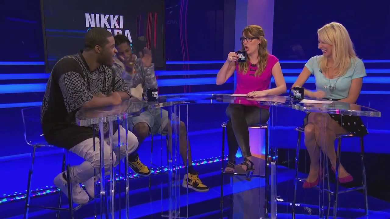 Nikki sara interview aap rocky and aap ferg youtube kristyandbryce Images