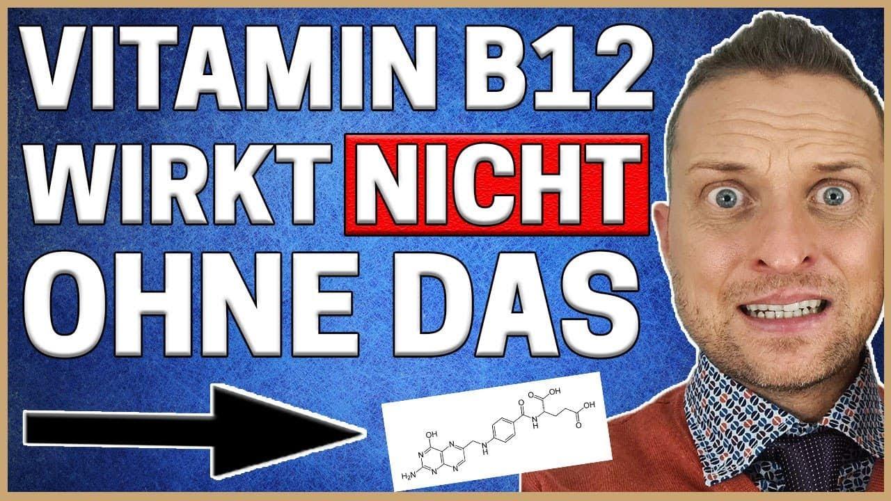 Jahrhundert-Fehler: Vitamin B12 Mythos AUFGEDECKT! – Homocystein