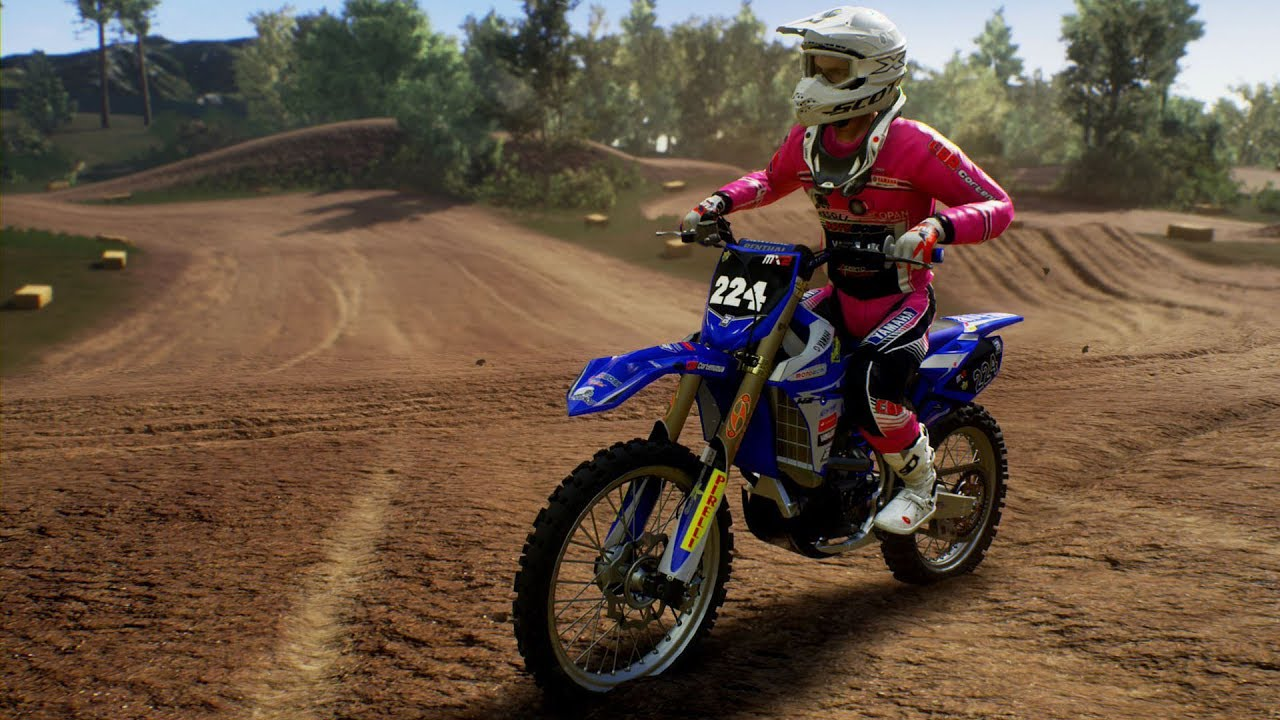 yamaha yz250f mxgp 3 the official motocross videogame. Black Bedroom Furniture Sets. Home Design Ideas