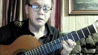 Hà Nội Mùa Vắng Những Cơn Mưa (Trương Quý Hải) - Guitar Cover by Hoàng Bảo Tuấn