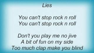 Ac Dc - Can't Stop Rock 'n' Roll Lyrics