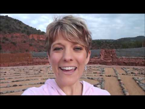 Angels and Spiritual Guides Share LOVE at Angel Valley in Sedona, Arizona with Courtney Long