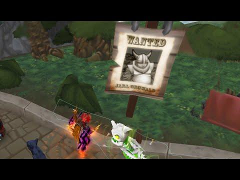 Arcane Legends - Bring The Jarl To Justice (Event)