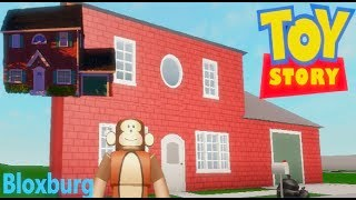 🏠ANDY'S HOUSE IN ROBLOX! | Roblox Bloxburg Speedbuild {#5} (Toy Story)