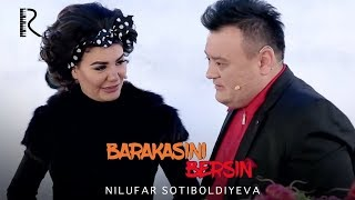 Barakasini bersin - Nilufar Sotiboldiyeva | Баракасини берсин - Нилуфар Сотиболдиева