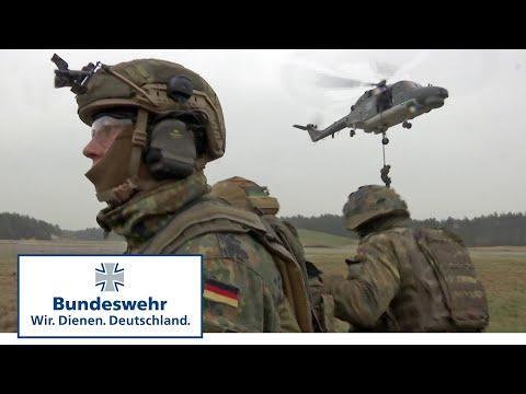 Spannung Pur: Marineflieger der Sea Lynx - Bundeswehr