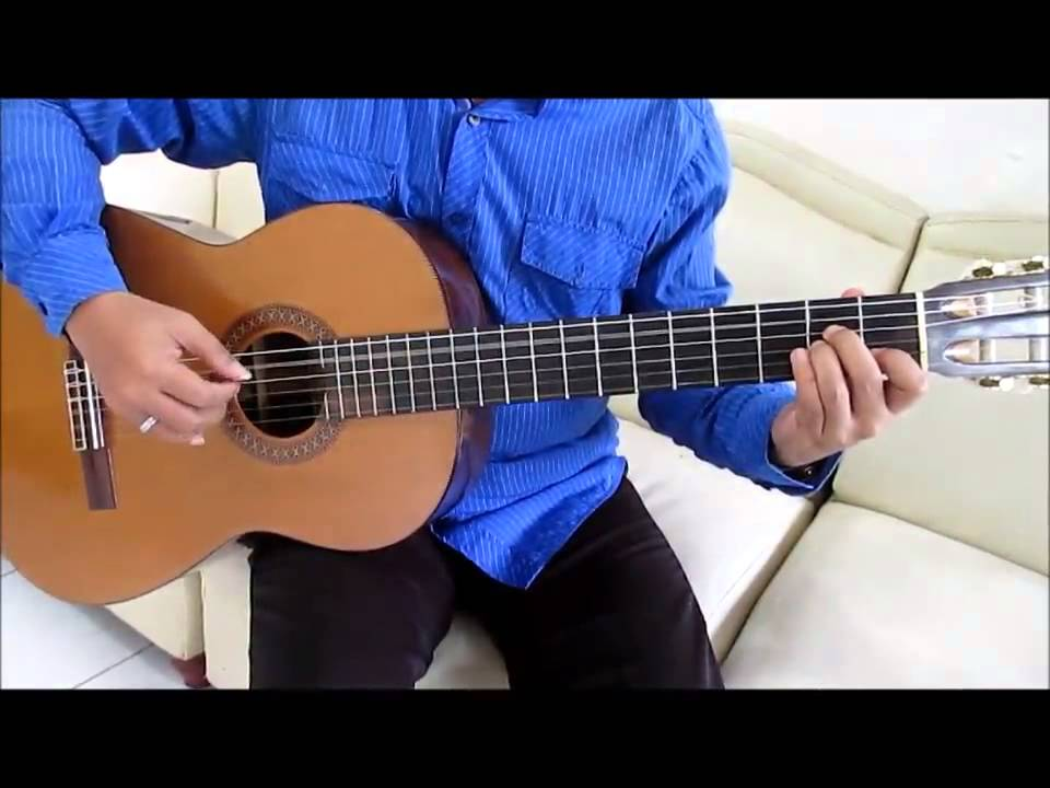 Kunci Gitar Mudah Naff