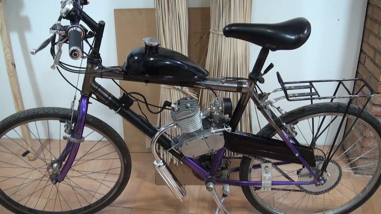 80cc 2 Cycle Motorcycle Muffler Motorized Bike Engine Motor Accessories Set Sale Banggood Com
