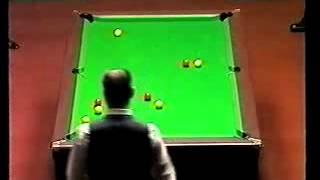 Barry Calder v Gavin Cleary (Scotland v Ireland 2003 Team SF World 8-Ball Pool Championships)