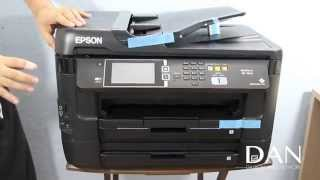 01.Epson WorkForce WF-7620 All-in-One Printer
