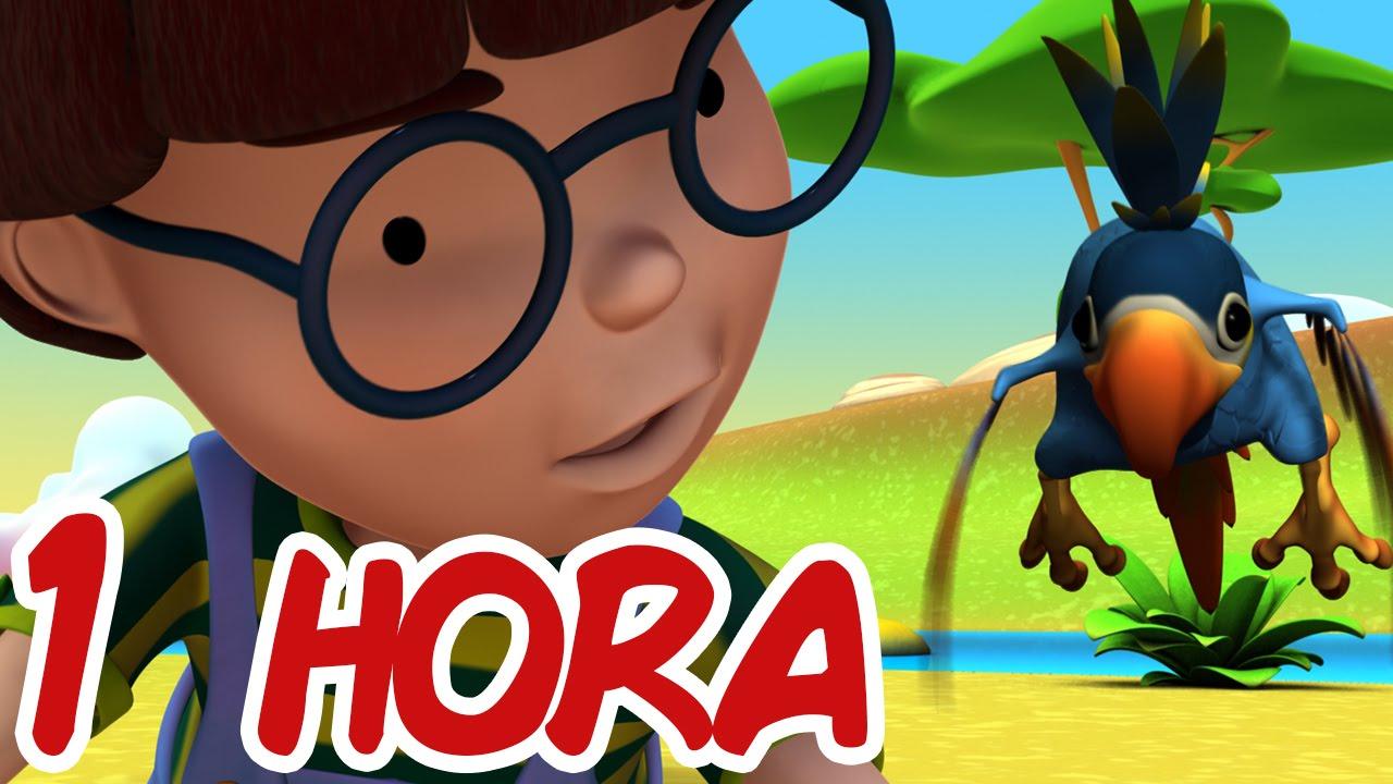 Alex Dibujos Educativos Infantiles 1 Hora Video Para Ninos