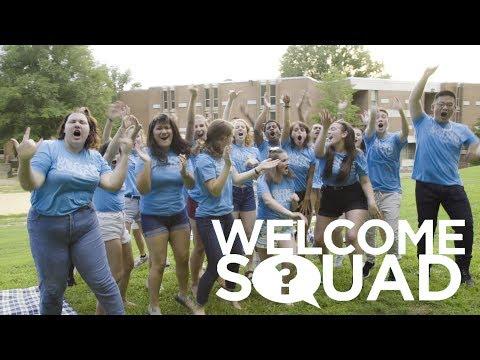 """UNCSA Welcome Squad Lip Dub 2018 - """"I Lived"""""""