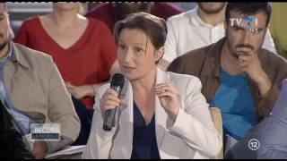 """Referendumul pentru căsătorie și familie. Emisiune """"Recurs la morală"""" - TVR, 3 iunie 2017"""