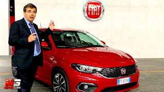 New fiat tipo 5 porte 2016  - giorgio cornacchia racconta la nuova tipo hatchback - station wagon