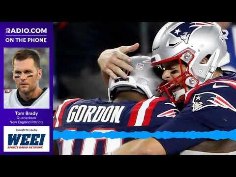 Tom Brady explains why he already trusts Josh Gordon
