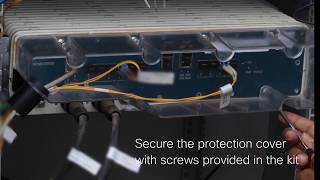This video shows you how to install the protective cover for your C...
