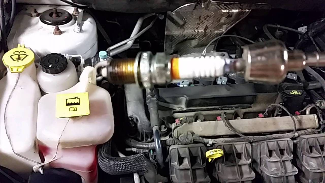 medium resolution of jeep patriot 2 4 spark plug change youtubejeep patriot 2 4 spark plug change