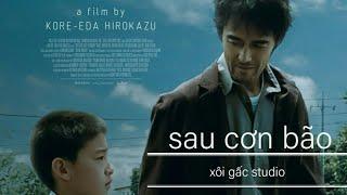 phim Nhật - sau cơn bão HD - phim tình cảm, ý nghĩa
