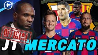 OFFICIEL : Abidal quitte le Barça, Koeman veut se séparer de 4 cadres | Journal du Mercato