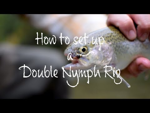 Educated Angler - The Double Nymph Rig
