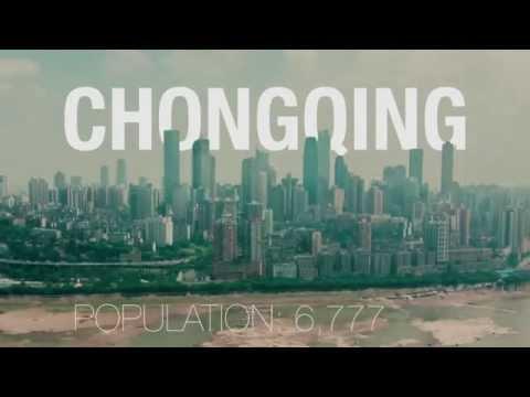 Yangtze Journey /// Day 01: CHONGQING