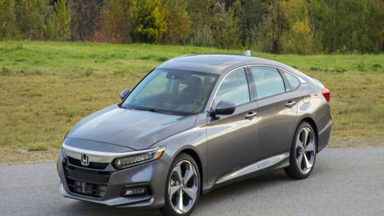 2018 Honda Accord 2 0 Turbo Mpg Price