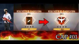 De bronce a HEROICO en duelo de escuadras l FREE FIRE l Cap# 01