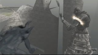 Shadow of the Colossus - Dormin meets Malus