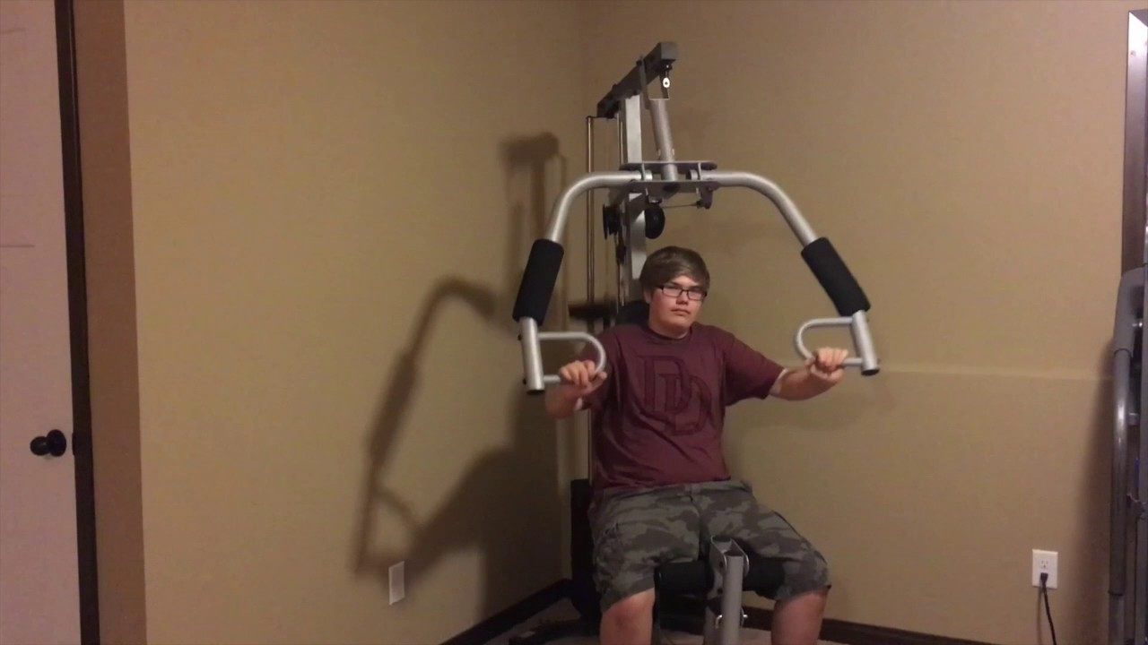 How to use home gym youtube