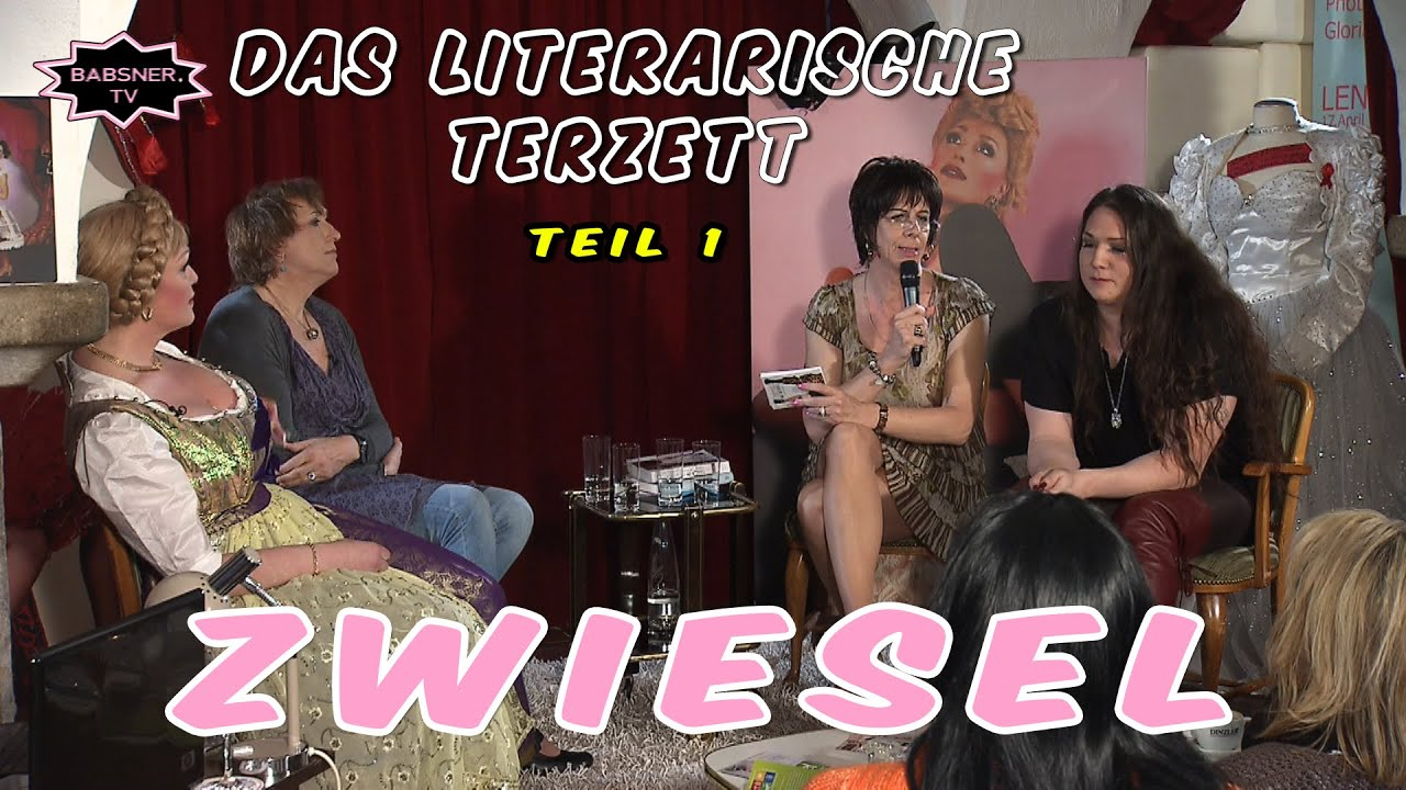 Ostermann Len babsner tv folge 11 zwiesel das literarische terzett teil 1
