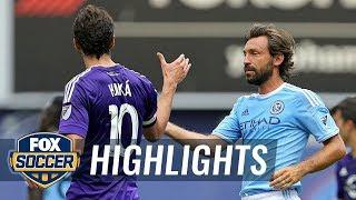 MLS Highlights: New York City FC vs. Orlando City SC