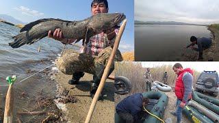Рыбалка на реке Или Верхнее разливы ловля змееголова