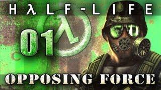 Half-Life: Opposing Force #001 [GER] - Auf Seiten des Militärs