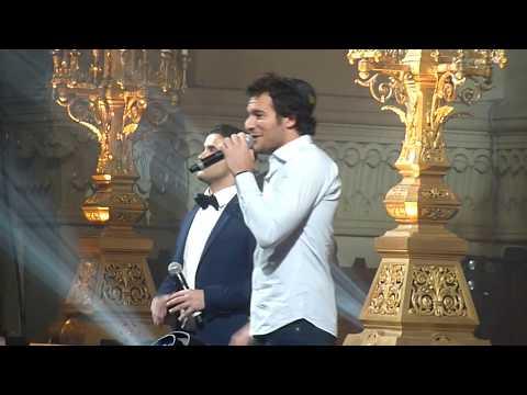 Itzik Dadya & Amir Haddad - Yerouchalaïm Shel Zahav ירושלים של זהב - Paris