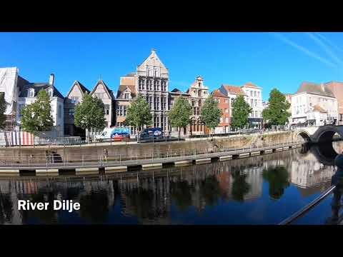 Exploring Mechelen, Antwerp, Flanders, Belgium - 14 May, 2019