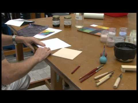 T cnicas cer micas de tratamiento de superficie esmaltes Esmalte para ceramica