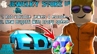 LETS GET SOME JEWELS - Roblox Jailbreak (JEWELRY STORE UPDATE) [ ItsBear ]