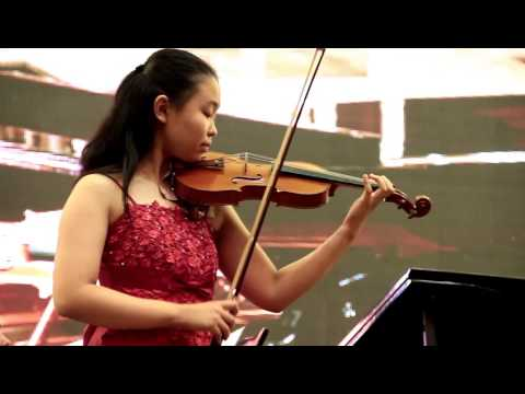 Yukino Otsuka Japan  W. A.Mozart. A first movement from the Violin Concerto No. 5 in A major