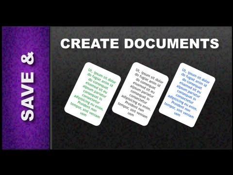 Web Design Tutorials for Xara Web Designer 7 Premium - Creating and Saving Document Lesson 00 thumbnail