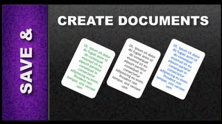 Web Design Tutorials for Xara Web Designer 7 Premium - Creating and Saving Document Lesson 00
