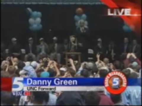 Tar Heels in the pros: Danny Green returns to the NBA Finals