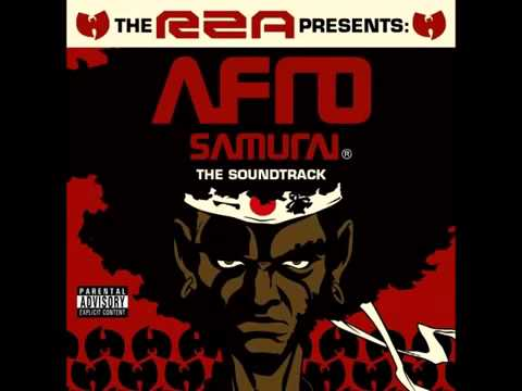 RZA   Afro Samurai Full album